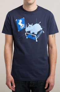 Runnin' Rhino, New Designs and Recent Reprints + Threadless Collection