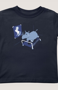 Runnin' Rhino, Toddler + Threadless Collection