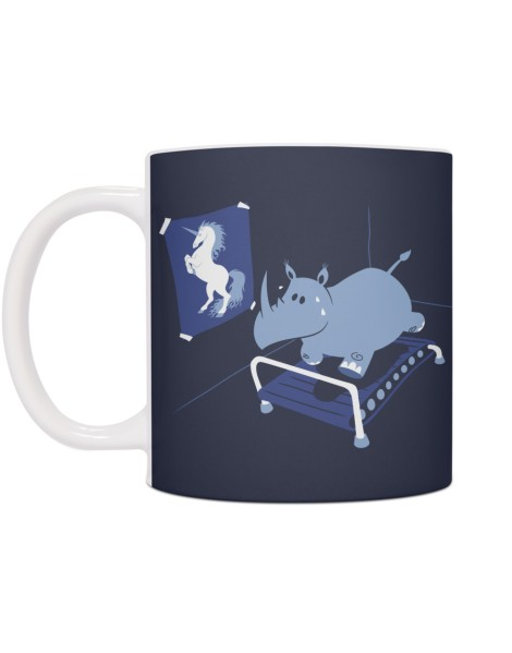 Runnin' Rhino Hero Shot