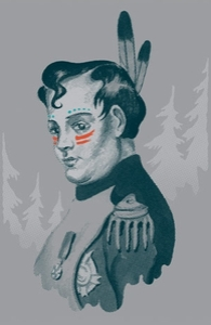 Napoleon In War Paint