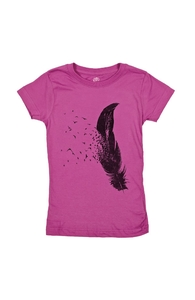 Birds Of A Feather, Lil' Girly + Threadless Collection