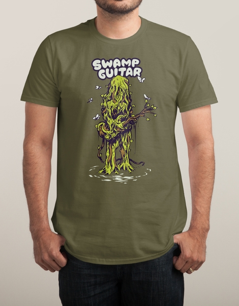 SWAMP GUITAR Hero Shot
