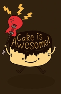 Cake Is Awesome!