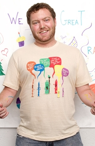 Complementary Colors, Was $9.95 - Now $8.99! + Threadless Collection