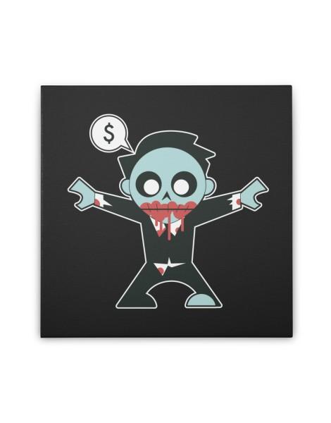 Corporate Zombie Hero Shot