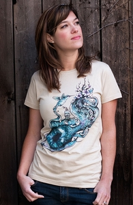 Flowing Inspiration, Was $9.95 - Now $8.99! + Threadless Collection