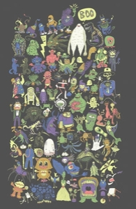 Monster Mash Collaboration of HORROR