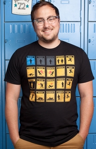 Friday, I'm In Love!, For Funny Guys and Gals + Threadless Collection