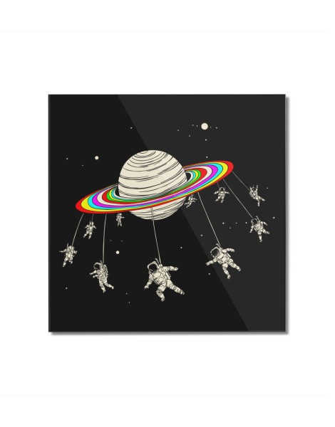 Saturn-Go-Round Hero Shot