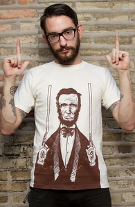 Abe, Was $9.95 - Now $8.99! + Threadless Collection
