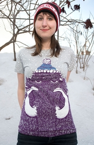 Woolly Woolly, New Designs and Recent Reprints + Threadless Collection