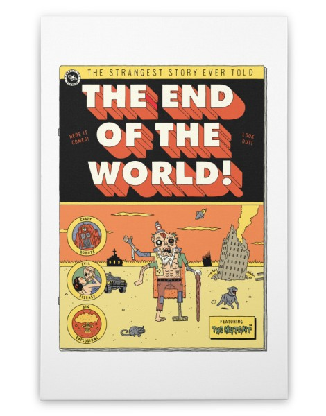 The End Of The World Hero Shot