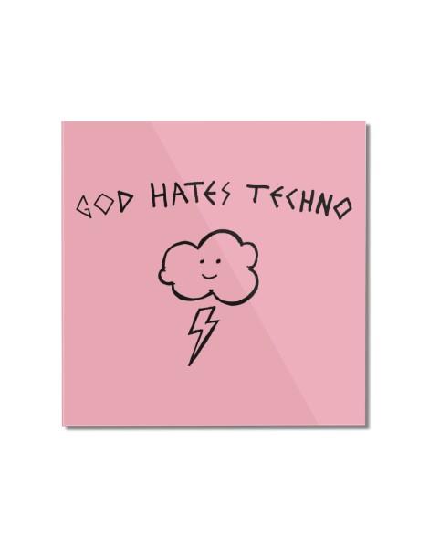 God Hates Techno Hero Shot