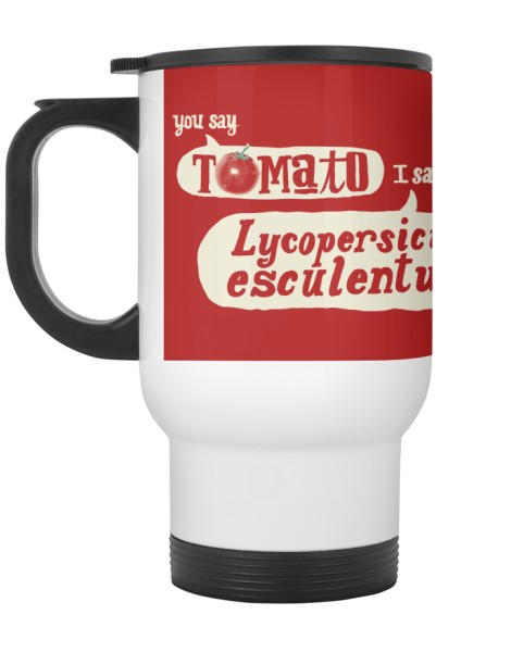 You say tomato, I say Lycopersicon esculentum Hero Shot