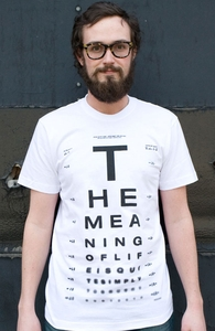 The Meaning of Life, New Designs and Recent Reprints + Threadless Collection