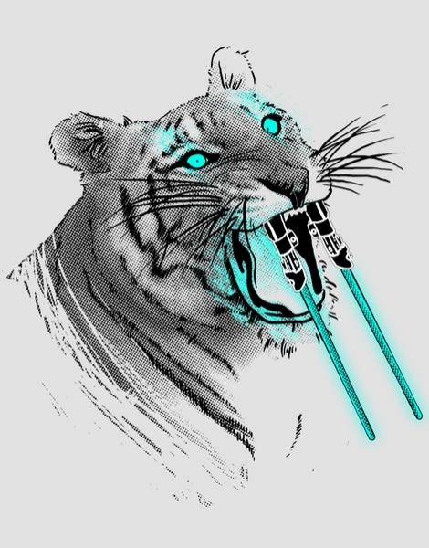 Saber-toothed Tiger Hero Shot