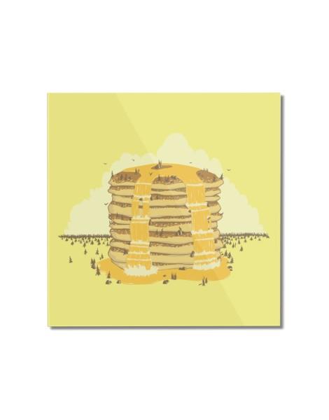 Pancakes Mountain Hero Shot