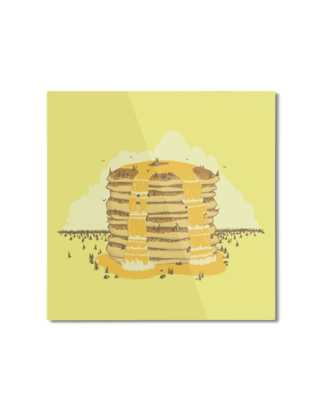 Pancakes Mountain Hero Shot