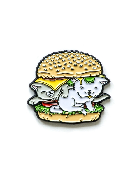 Catburger Hero Shot
