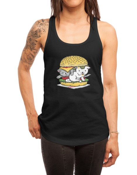 Catburger Hero Shot