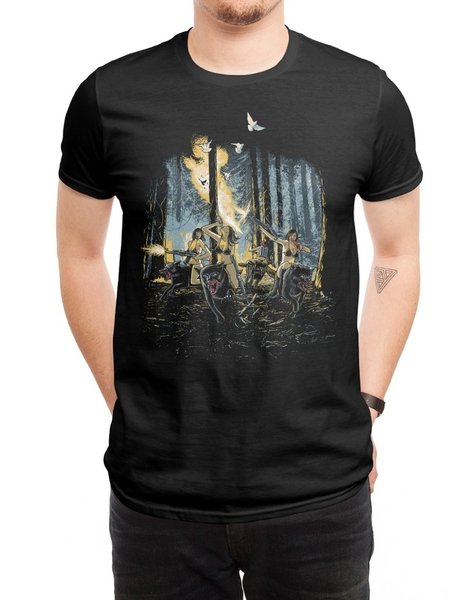 HOT CHICKS ON WOLVES Hero Shot