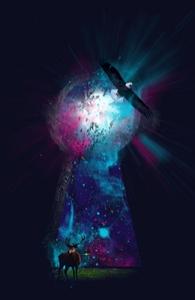 The Keyhole Nebula Hero Shot