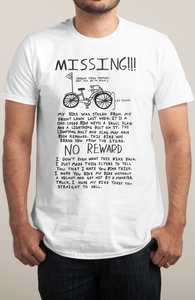 Missing!!! Hero Shot