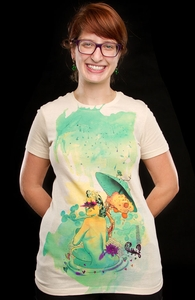 Lysergsaurediethylamid, Girly Tees + Threadless Collection