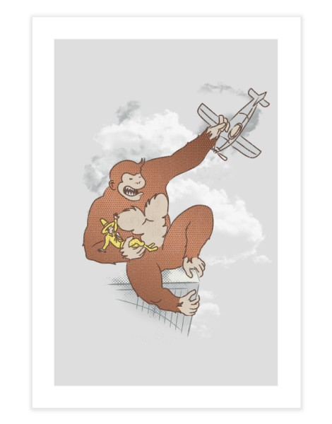 Irate Primate Hero Shot