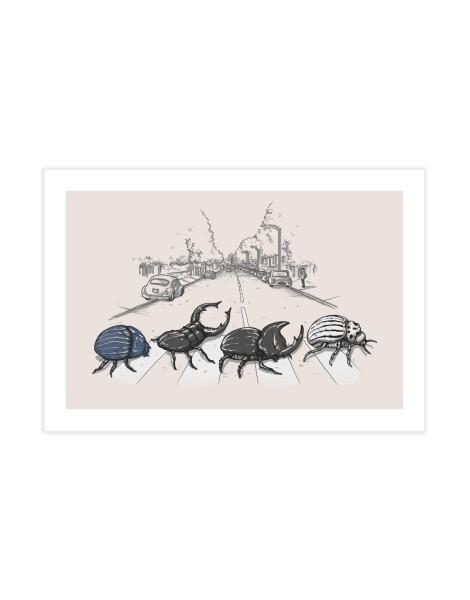 The Beetles Hero Shot