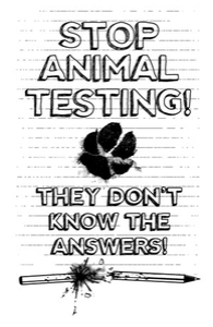 Stop Animal Testing! They Don't Know the Answers!
