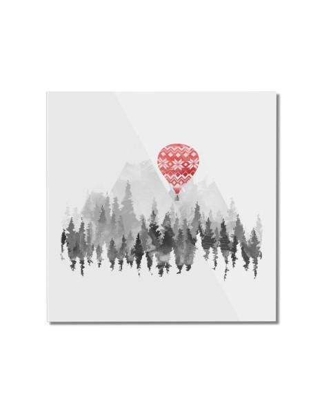 Grandma's Hot Air Balloon Hero Shot