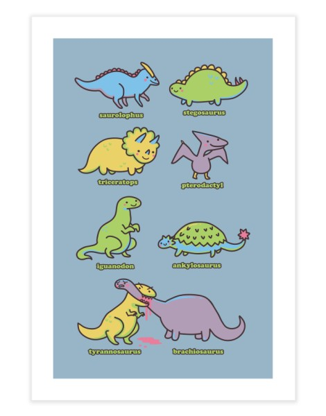 Know Your Dinosaurs Hero Shot