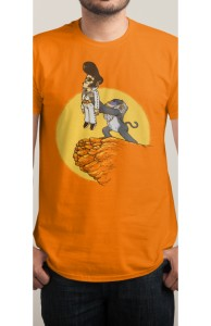 The King, New and Top Selling Music T-Shirts + Threadless Collection