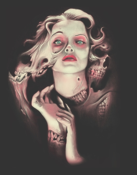 Ghost Hero Shot