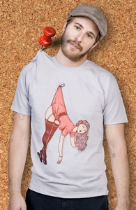 Pin Up Girl, Was $9.95 - Now $8.99! + Threadless Collection