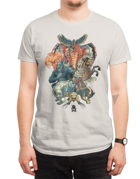 The X-MENAGERIE Hero Shot