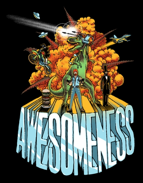 AWESOMENESS Hero Shot