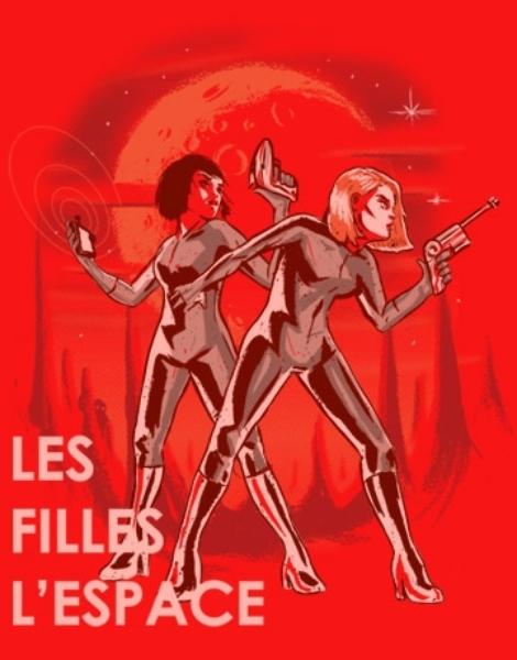 LES FILLES L'ESPACE Hero Shot