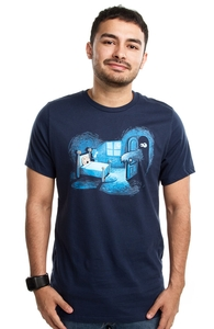 Monster in the Closet, Was $12.95 - Now $8.99! + Threadless Collection