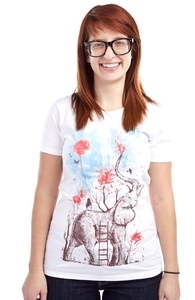 A Happy Place, New Designs and Recent Reprints + Threadless Collection