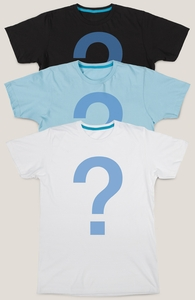 Mystery Tee 3 Pack Hero Shot