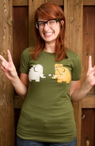 Mammoths were Hippies, Sale! + Threadless Collection