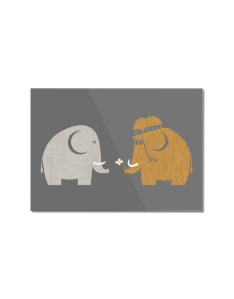 Mammoths were Hippies Hero Shot