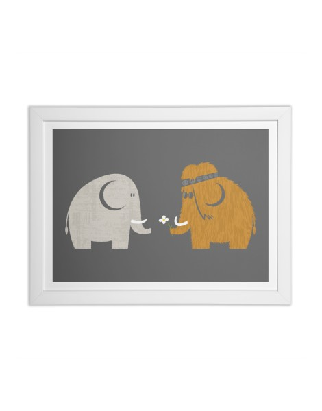 Mammoths were Hippies Hero Shot