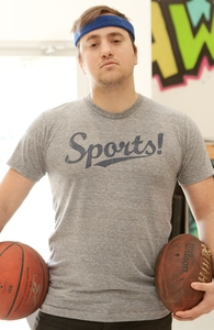 Sports!, Was $12.95 - Now $8.99! + Threadless Collection