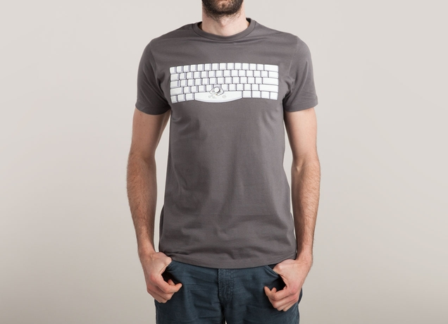 Spacebar - my favorite popular threadless T-shirt