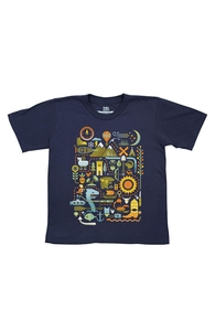 Treasure Chest, Lil' Guys + Threadless Collection