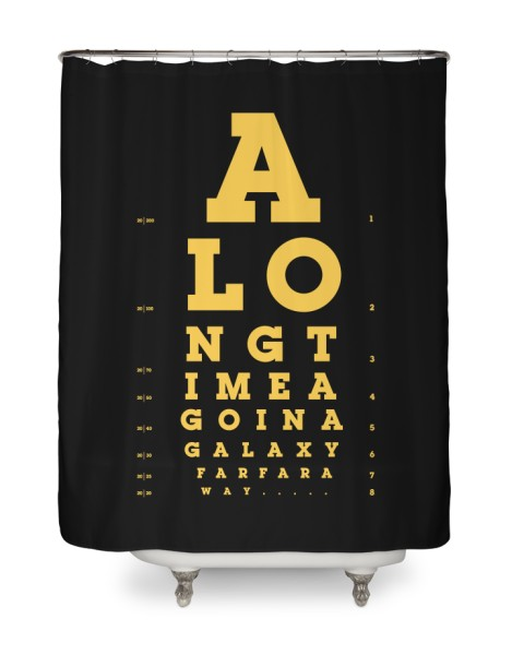 This Is Not the Eye Chart You're Looking For. Hero Shot