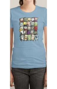 Storytellers, Best Sellers + Threadless Collection